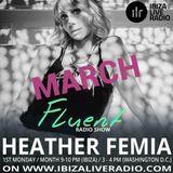 Ibiza Live Radio FLUENT SHOW - MARCH EDITION
