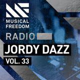 Jordy Dazz - Musical Freedom Radio Episode 33