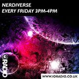 Nerdiverse with DJ Tyrant on IO Radio 220319
