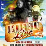 The Sunday Mix Up Mash Up/The 555 Patch Show With The DisNdat Band Feat:Icebox International DJ 3