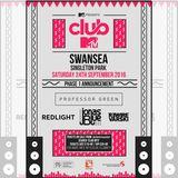 Club MTV Swansea Artist Promo Mix
