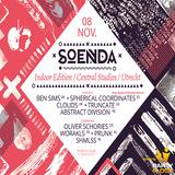 Clouds  -  Live At  Soenda Indoor, Central Studios (Utrech)  - 08-Nov-2014