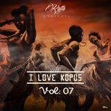 I Love Kopus Vol 07 / Afro Edition / Mixed By Dj Raffa