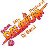 Dj BenJ Podcast #2 - podium-delirium.fr - eletro house minimal session