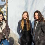 Winds & Skins with Ece, Debora & Donna // 13-02-17