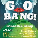 Kenneth L. Kemp at Go BANG! August 2017