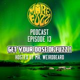 More Fuzz Podcast - Episode 13