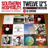 Twelve 12's Live Vinyl Mix: 16 - Classic UK Rap Special - DJ Superix
