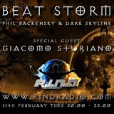 Giacomo Sturiano - Beat Storm Podcast 11th Feb 2015