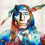 Evening Flow #8: Medicine Songs (Native Americans Flavour)