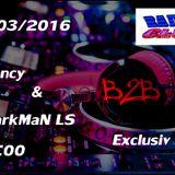Radio Club Dj Vency & DarkMaN LS B2B Exclusiv Mix ..................................................