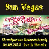 Open your mind - Streetparade Braunschweig 06.09.14 (Set of DJ Sun Vegas)