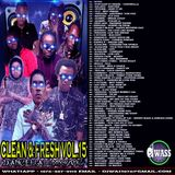 DJ WASS - CLEAN & FRESH DANCEHALL MIX VO.15 APRIL 2016