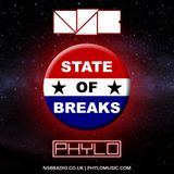 State of Breaks with Phylo on NSB Radio - 08-13-2018