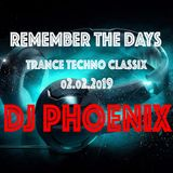 Remember the Trance - DJ Set @ BlackDevil - Wiesbaden - 02-02-2019
