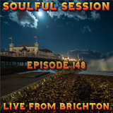 Soulful Session, Zero Radio 19.11.16 (Episode 148) LIVE From Brighton with DJ Chris Philps