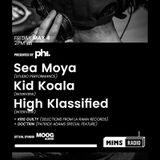 MIMS Radio - Season 2 Episode 6 (Sea Moya, Kid Koala, High Klassified)