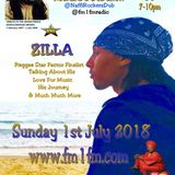 TRIBUTE TO THE CROWN PRINCE DENNIS EMANUEL BROWN,& REASONING WITH ZILLA REGGAE STAR FACTOR FINALIST