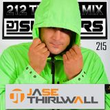 212 Trance Mix Ep 215 (Jase Thirlwall Guestmix)