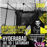 H00TCast Live - No Sleep Till Brooklyn (Warm up)