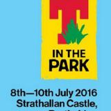 Jamie xx - Live @ T In The Park (UK) - 08.07.2016