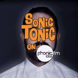Sonic Tonic May 2016 - A Jason Gairn Takeover