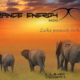 Luke presents InKey - 140 BPM at Trance-Energy Radio (8 July 2017)