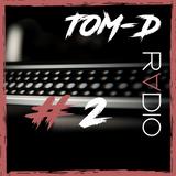 TOM-D RADIO #2 (RETRO EDITION)