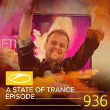 Armin van Buuren - A State Of Trance 936 (ADE Special)
