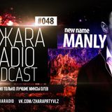 ЖARA Radio Podcast №48 (Week 06.03.14) Mixed By Manly