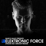 Elektronic Force Podcast 052 with Gregor Tresher