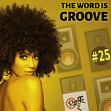 THE WORD IS GROOVE #25 (Radio RapTZ)