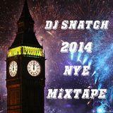 DJ Snatch NYE 2014 mixtape
