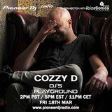 Cozzy D - Pioneer DJ's Playground