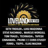 Technasia - Live @ Loveland NYE, Mediahaven (Amsterdam, NL) - 31.12.2016