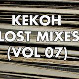 Kekoh - Lost Mixes (Vol 7)