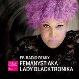 DJ MIX: FEMANYST AKA LADY BLACKTRONIKA