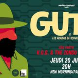 20/06/2019 -  Soundcheck  - Guts & Les Akaras de Scoville
