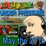 UNDER PRESSURE REGGAE RADIO SHOW - May The 27th 2014