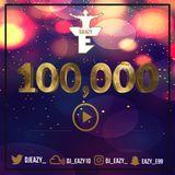 Dj Eazy - 100,000 Plays