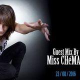 Year 2016 The JBG Show 225 Guest Miss Chémar - Bassdrive