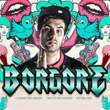 Borgore and Riggi & Piros - The Borgore Show 003 - 25.08.2013