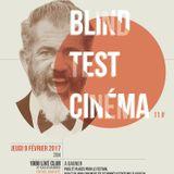 Blind test Le Cinéma est mort 11# au 1988 Live Club