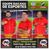Flamengo de Guanambi 1x1 Atlâtico - 2017