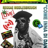 REGGAE M PLAYS SHABBA RANKS & GREENSLEVES