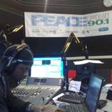 Old skool reggae mix live on Peacefm radio 2011