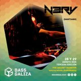 N3RV Live Mix @ Bass Galiza 3 29.08.2015