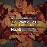 Rewired promo mixed by Paulo Moreno 1215