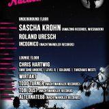 Todd Turner LIVE @ Nachtwanderung / Club London / 23.03.2013