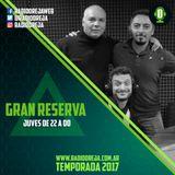 GRAN RESERVA - 036 - 10-08-2017 - JUEVES DE 22 A 00 POR WWW.RADIOOREJA.COM.AR